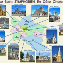 carte paroisses saint symphorien
